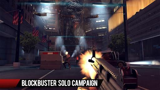 Modern Combat 4: Zero Hour Igre za Android screenshot