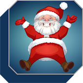 Christmas Decoration - Santa Face Changer