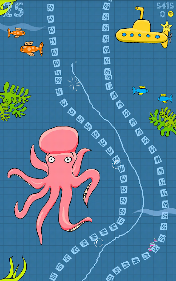 Scribble Racer☆Fun Simple Game- screenshot