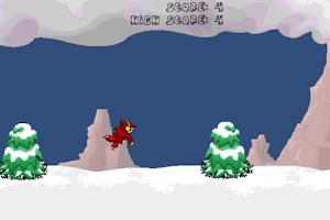 Screenshot of Red Velvet Runner