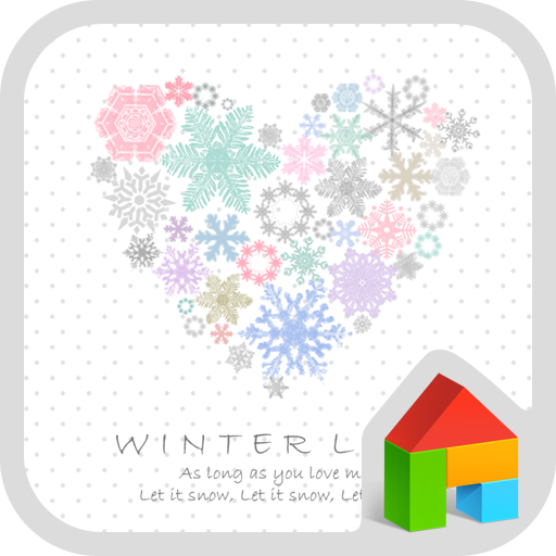 winter love도돌런처테마 個人化 LOGO-阿達玩APP