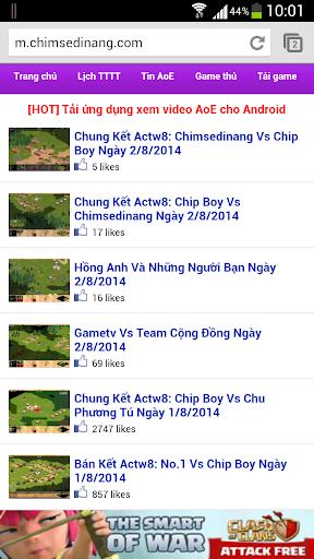 Video AoE - ChimSeDiNang.com