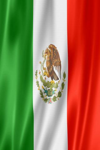 Mexican Flag Wallpaper - screenshot
