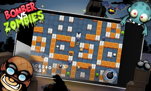 [Download Bomber vs Zombies for PC] Screenshot 1