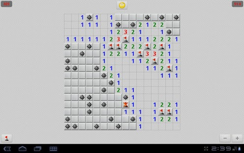 Minesweeper Professional - screenshot thumbnail