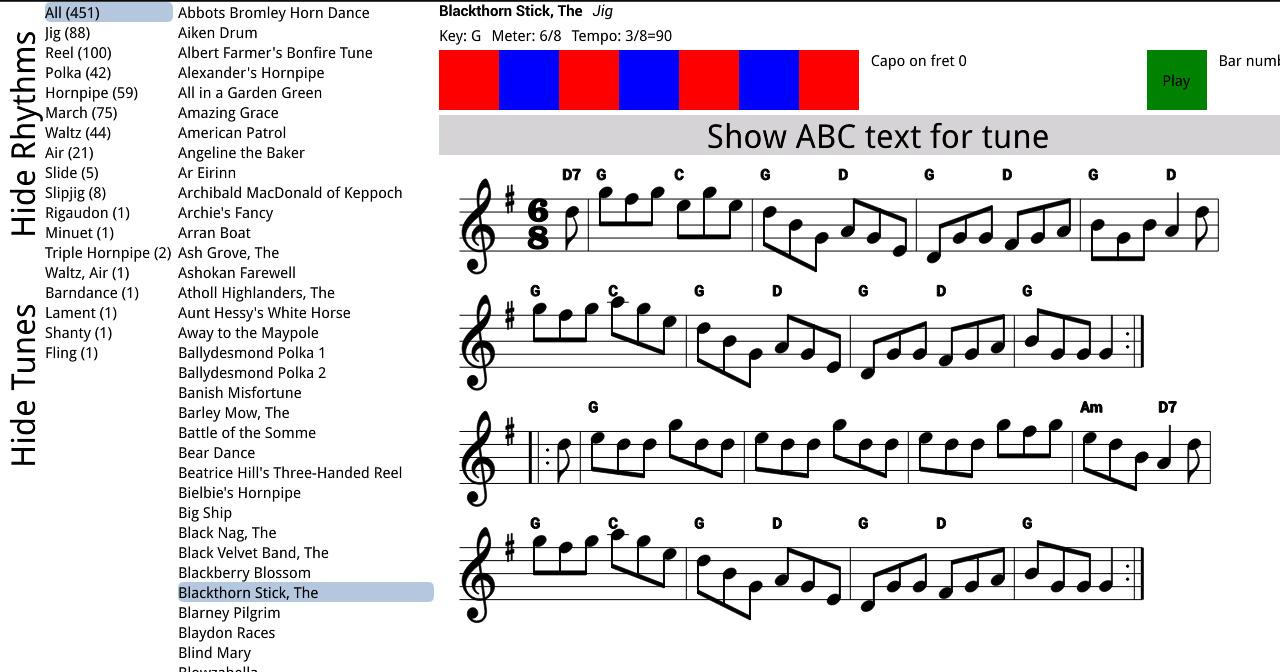Abc Session Viewer- screenshot