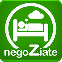 Negotiate with your hotel icon