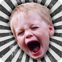 Reacticons -funny texting pics icon