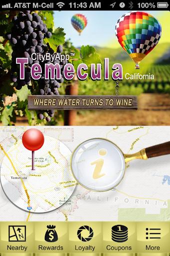 CityByApp® Temecula