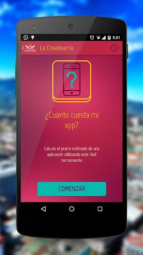 ¿Cuánto cuesta mi app