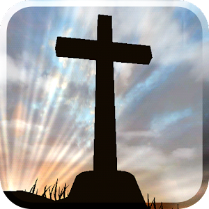 3D Cross Live Wallpaper