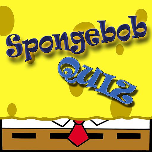SpongeQuiz LOGO-APP點子