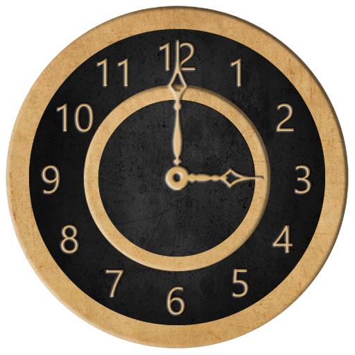 老 时钟 小工具 個人化 App LOGO-硬是要APP