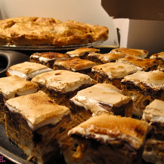S'more Cereal Bars Please!.