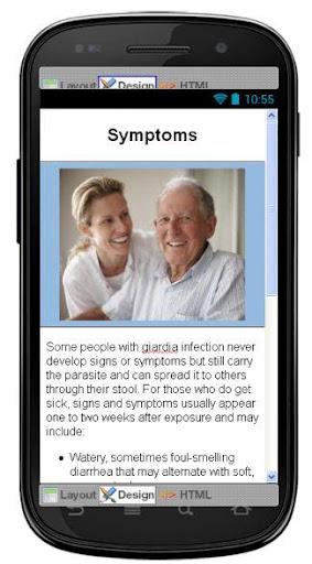 玩免費醫療APP|下載Giardia Infection Information app不用錢|硬是要APP