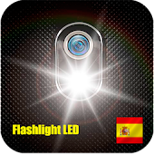 Flashlight LED Spain Backgroun