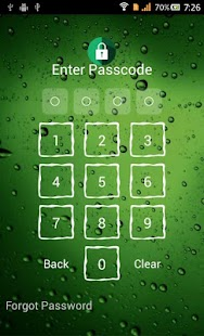 App Lock New screenshot