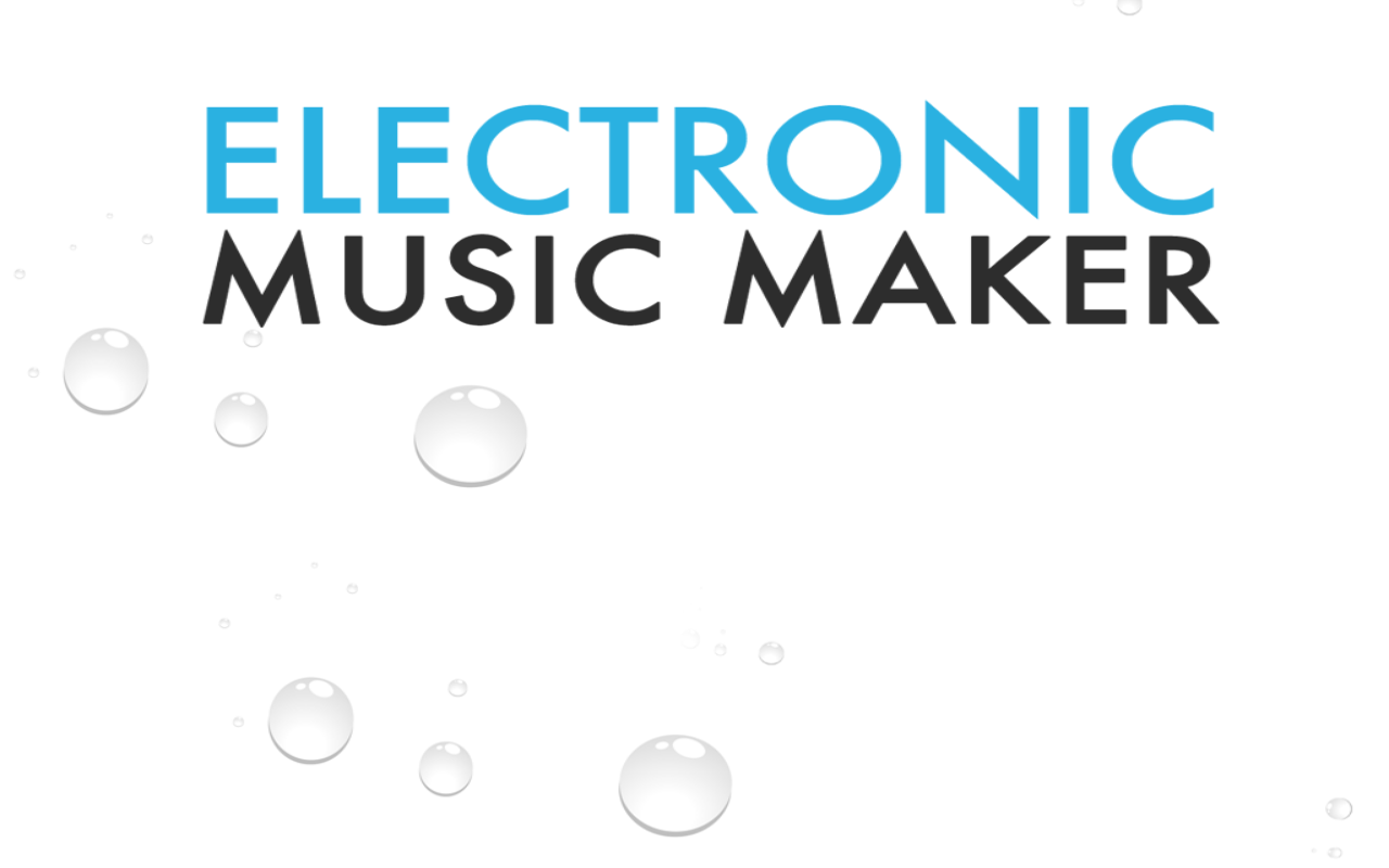 Electronic Music Maker - screenshot
