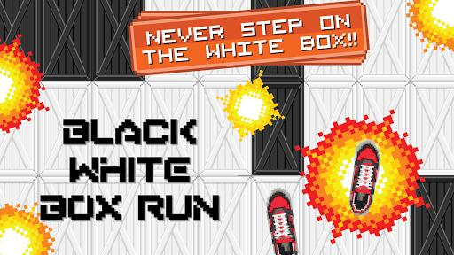 Box Run : Don't Step the White