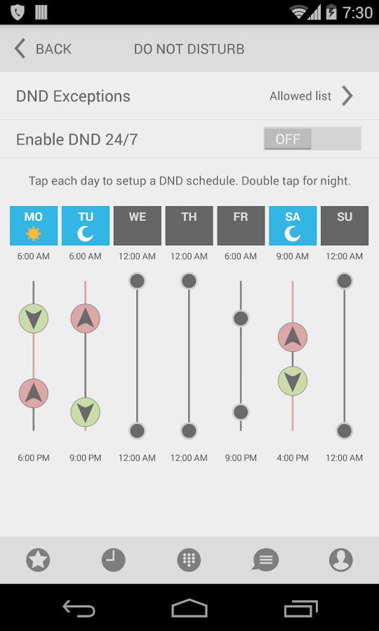 Call Control - ID & Blocker - screenshot