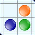 Color Lines (9x9) icon