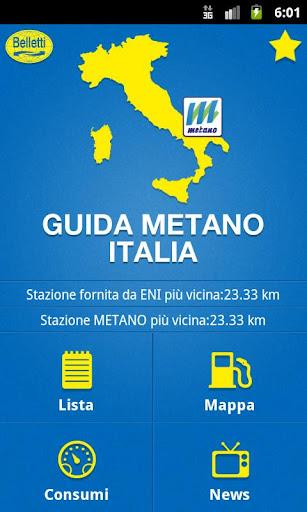 iMetano - Italia