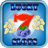 Lucky 7 Win Slot Machine Reels