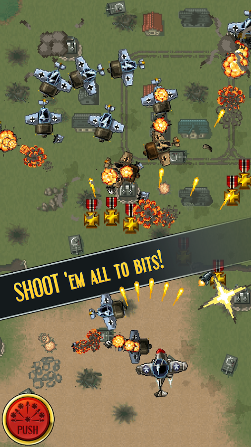 Aces of the Luftwaffe Premium - screenshot