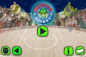 Screenshot of MonsterBasket