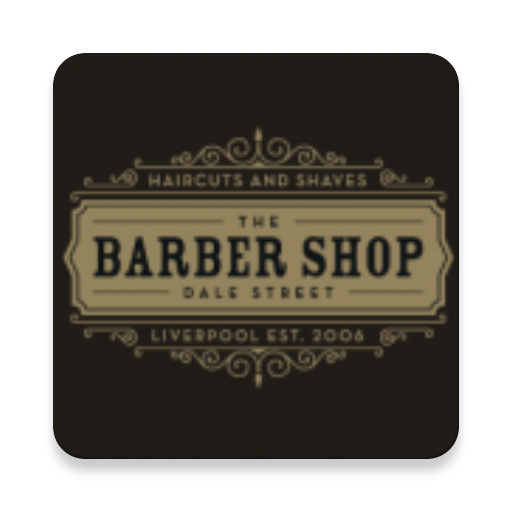 The Barber Shop Dale Street LOGO-APP點子