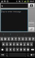Screenshot of Lithuanian for ICS keyboard