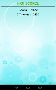 Bubbles Brain Games- screenshot thumbnail