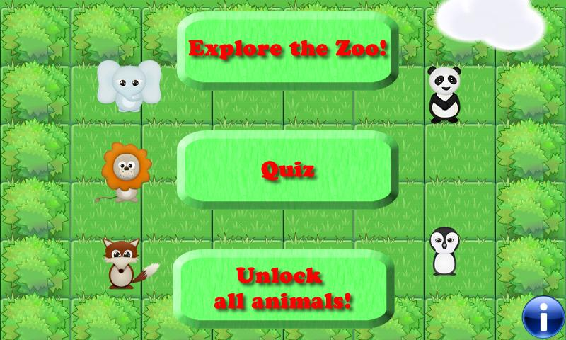 Animals Zoo for Toddlers - screenshot
