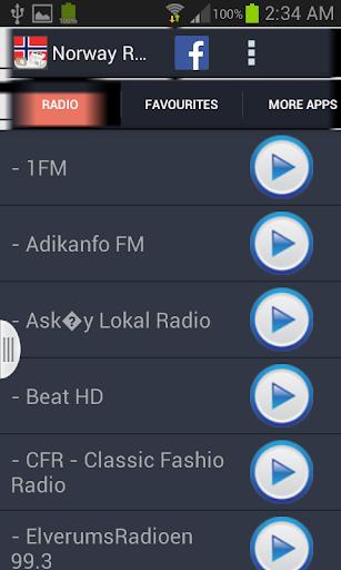 Norway Radio News