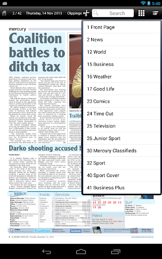 Illawarra Mercury Digital