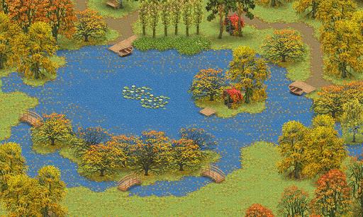 Inner Garden: Autumn