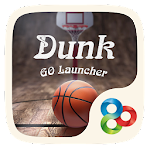 Dunk GO Launcher Theme v1.0