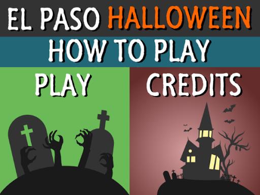 Juego de Halloween El Paso