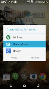 Camera On-Tap- screenshot thumbnail