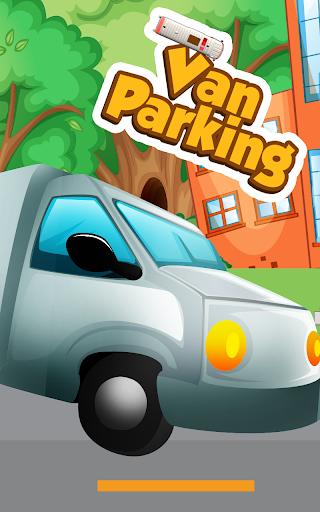 バス駐車場 ゲーム