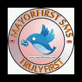MayorfirstSMS