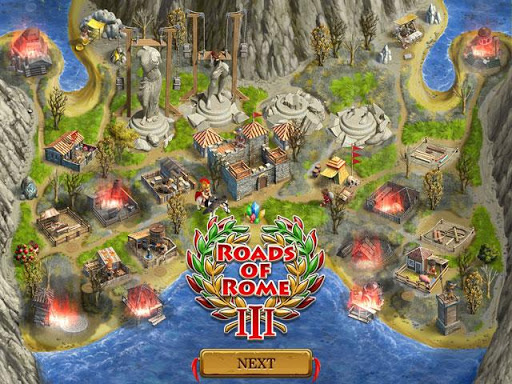 Roads Of Rome 3 Freemium