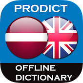 Latvian - English dictionary