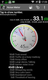 Noise Meter - screenshot thumbnail
