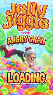Jelly Jiggle with Angry Gran 解謎 App-癮科技App