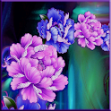 Flower Live Wallpaper Pro icon