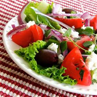 Greek Salad V