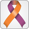 Psoriasis Awareness Ribbon icon