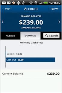 Arundel Federal Mobile Banking- screenshot thumbnail