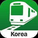 Transit Korea by NAVITIME icon